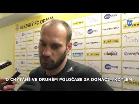 FNL: rozhovor s Petrem Vaškem po utkání v Opavě (1:0)