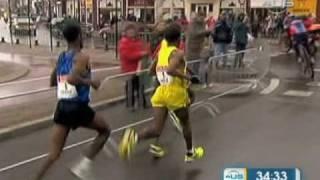 Kitwara upset Gebrselassie in half marathon from Universal Sports