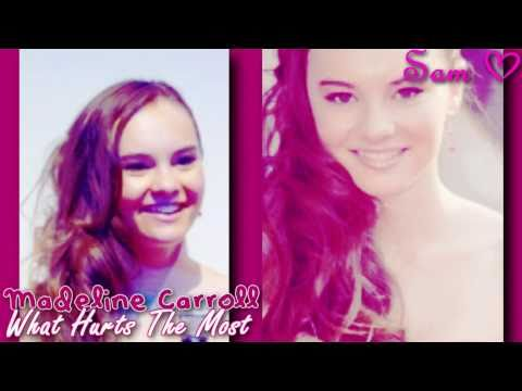 Madeline Carroll - What Hurts The Most