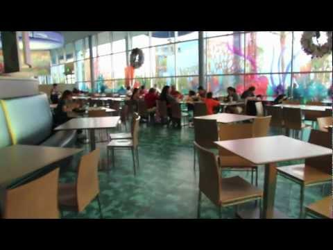 Landscape of Flavors Food Court Tour - Disney's Art of Animation Resort, WDW, Florida