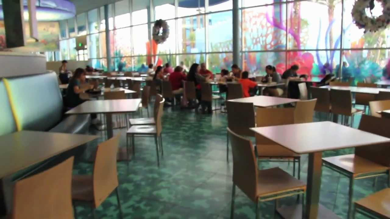 Landscape of flavors food court tour disney 39 s art of for Animation cuisine