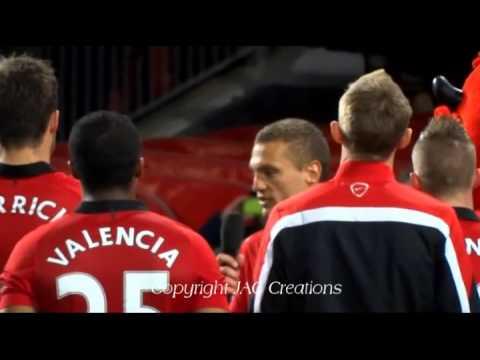 *LIVE from Old Trafford - Nemanja Vidic's farewell speech Manchester United 3-1 Hull
