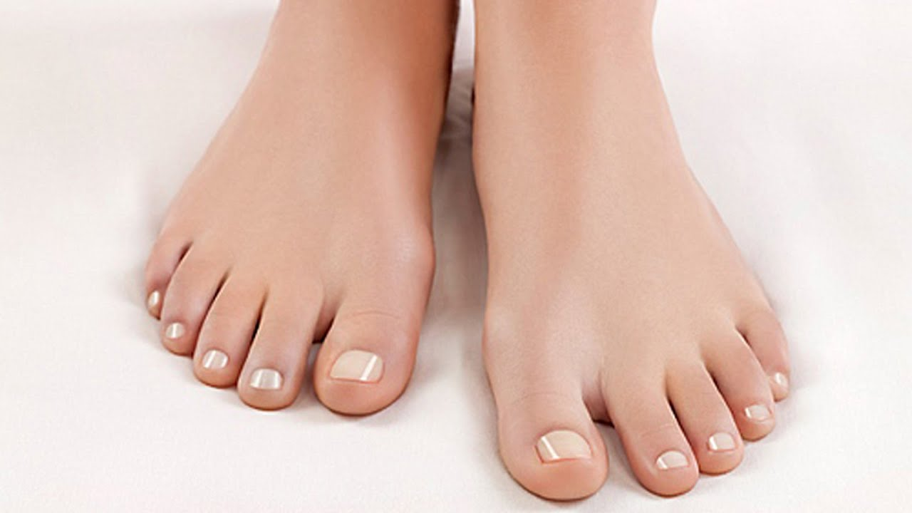 Психосоматика грибка ногтей на ногах