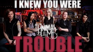 """Taylor Swift - """"I Knew You Were Trouble"""" (Cover By The Animal In Me)"""