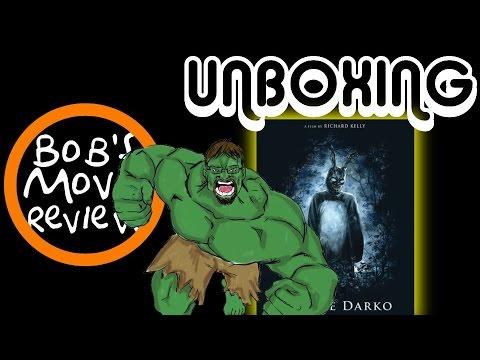 Donnie Darko Limited Edition Blu-Ray Unboxing (ARROW)