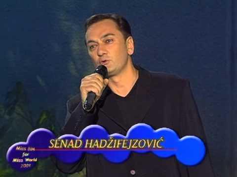 Povratak Senada Face na TV @ Miss BiH 2001