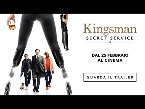 Kingsman - Secret service | Trailer Ufficiale Italiano #2 HD|20th Century Fox
