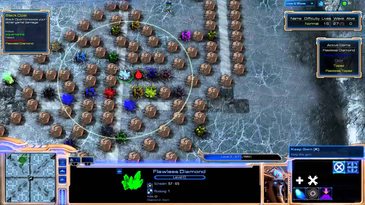 Design custom 3d maps and create missions with scripts for units