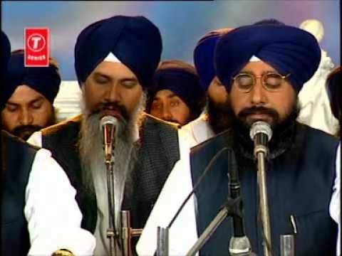 Bhai Davinder Singh Sodhi - Sukh Hove Din Raati
