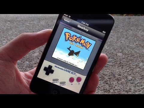 How To Install Gameboy Color Emulator On iPhone iPod& iPad iOS 6/7 No Jailbreak