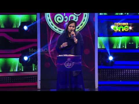 Pathinalam Ravu Season 2 Epi 44 Part (1) Guest Surumi Singing A Song video