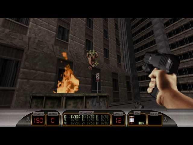 Руководство запуска: Duke Nukem 3D: Megaton Edition по сети (Fix by REVOLT)