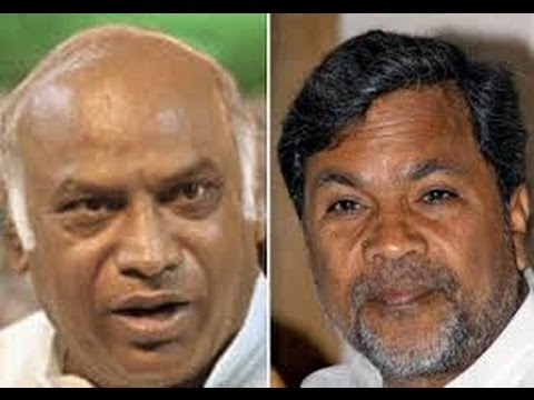 Kharge, Siddaramaiah in race for Karnataka CM post - TV5