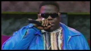 Notorious B.I.G. - Big Poppa (LIVE) 1995 rare