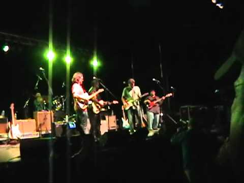 Tab Benoit, Night Train -- Voice of the Wetlands Festival 2011