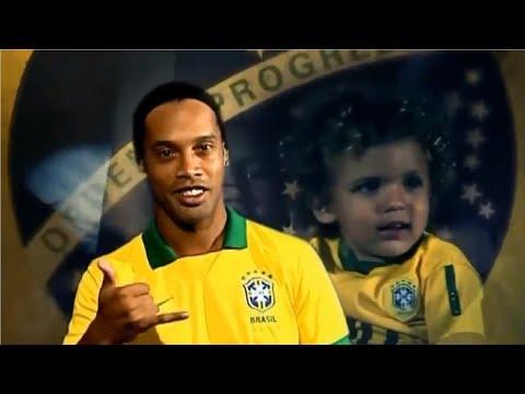 FIFA World Cup 2014 Brazil - Ronaldinho , Joga Bonito