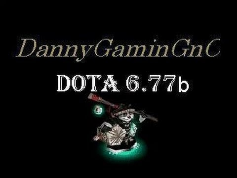 DotA 6.77b Pandaren Brewmaster Gameplay with Commentary Mar. 2013