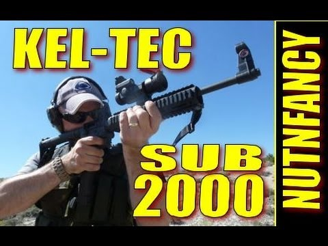 The Awesome Little Kel-Tec Sub-2000 by Nutnfancy
