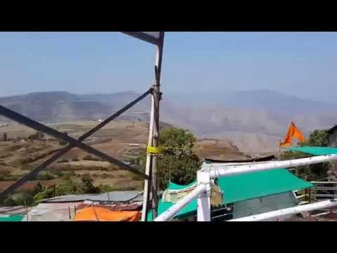 Mandhardevi Kalubai Mandir Near Wai. video