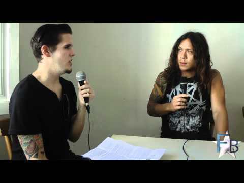 As I Lay Dying interview part 2 of 4