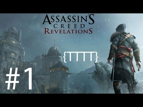 Assassins Creed Revelations Gameplay - Walkthrough Gameplay - Part 1 [HD] (X360/PS3)