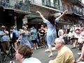 French Quarter Festival, New Orleans, April 12, 2008
