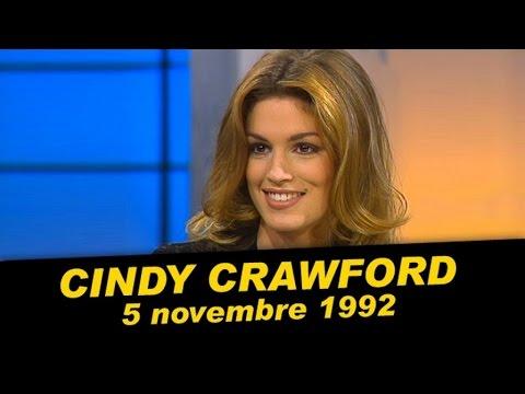 Cindy Crawford est dans Coucou c'est nous