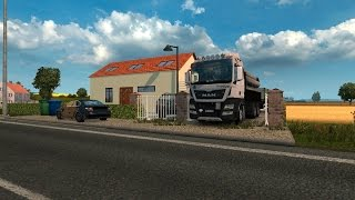[ETS2 v1.22] Home Sweet Home Mod *Part2* by Tymcio