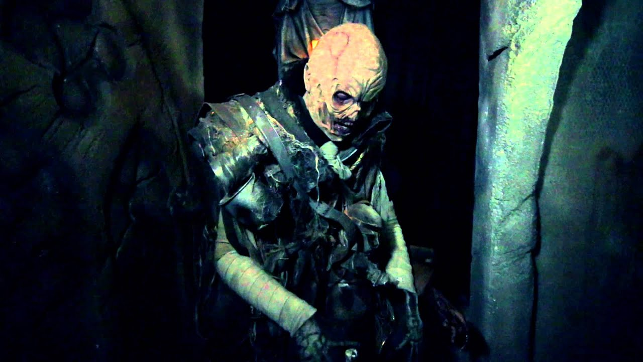 13th floor denver presents dwellings of the dead youtube for 13th floor haunted house denver