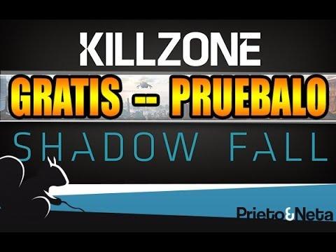 ULTIMA HORA // PRUEBA GRATIS Killzone Shadow Fall ¿CUANDO? TODO AQUÍ