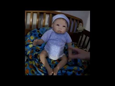 Box Opening of Sweet Baby Liam Doll From Ashton Drake & Details Video
