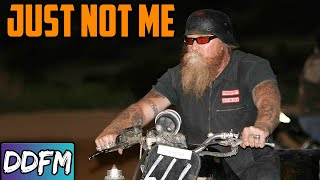 "I Have Issues With The ""Old School"" Biker Crowd"