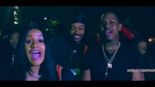 Davido ft Wizkid & Cardi B   Backup Official Music Video