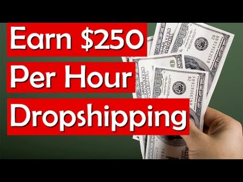 How To Make Money Dropshipping On Amazon. eBay. AliExpress and Walmart 2017
