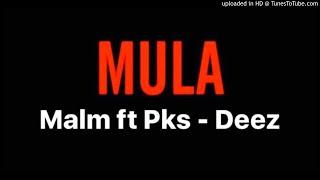 MALM MARTIORA feat PKS - DEEZ : MULA