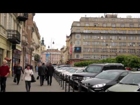 Lviv, Ukraine - part 1