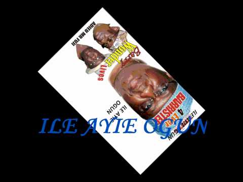 Late (dr.) Sikiru Ayinde Barrister-ile Ayie Ogun video