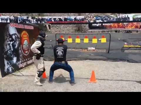 Técnicas de Protección Usqay Wañuy Perú Escoltas Modulo IV