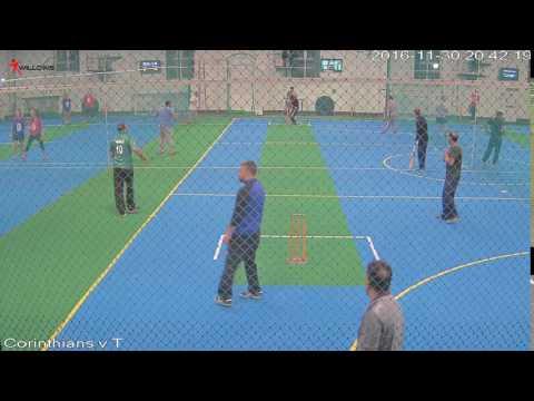 409239 Court2 Willows Sports Centre Cam3 Corinthians v The Sticky Wickets Court2 Willows Sports Cen