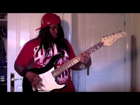 Korn - Beat it Upright Guitar Cover