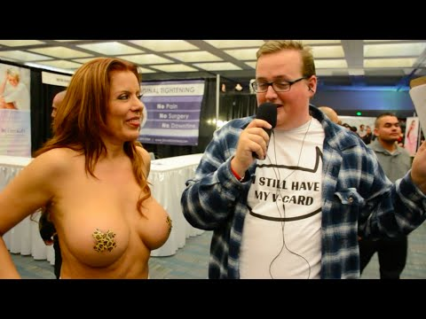 Awkward Interview: Fat Kid & Porn Star that doesn