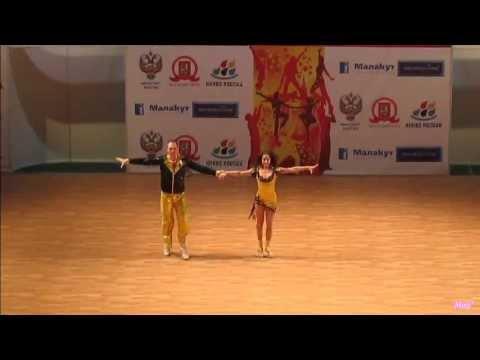 Olga Sbitneva & Ivan Youdin - Russische Meisterschaft 2013