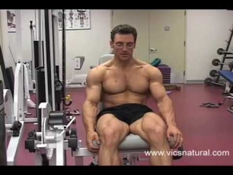 Best Leg workouts- leg workout routine-leg press, leg exercises with Victor Costa Vicsnatural Image 1