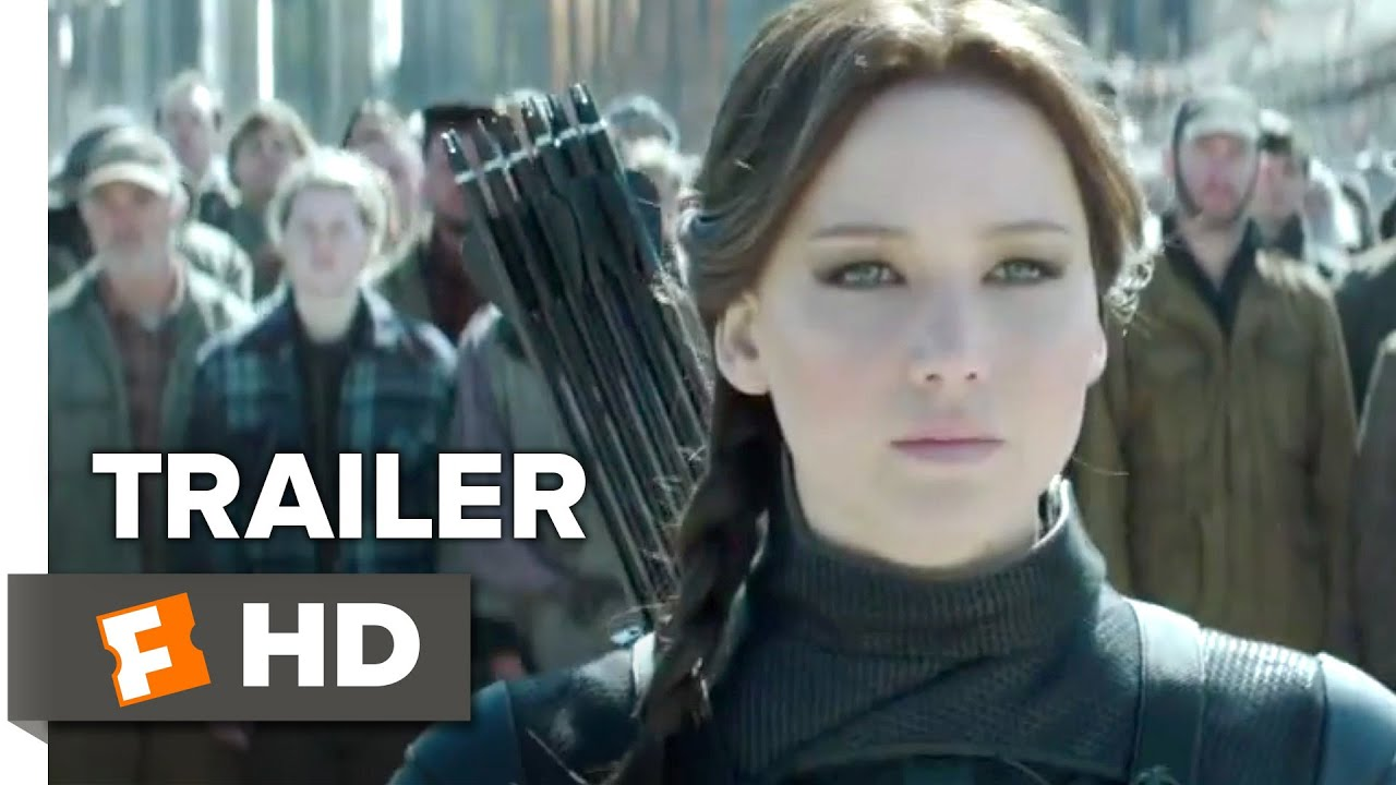The Hunger Games: Mockingjay - Part 2 Official Final Trailer (2015) - Jennifer Lawrence Movie HD