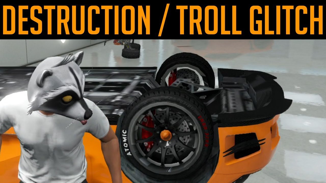 gta car meet troll and toad
