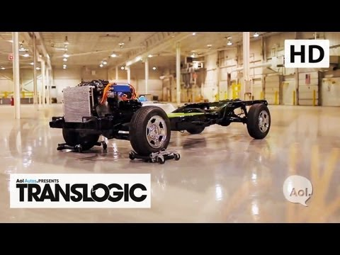 ALTe Plug-In Powertrain Conversion | TRANSLOGIC 102 | AOL Autos