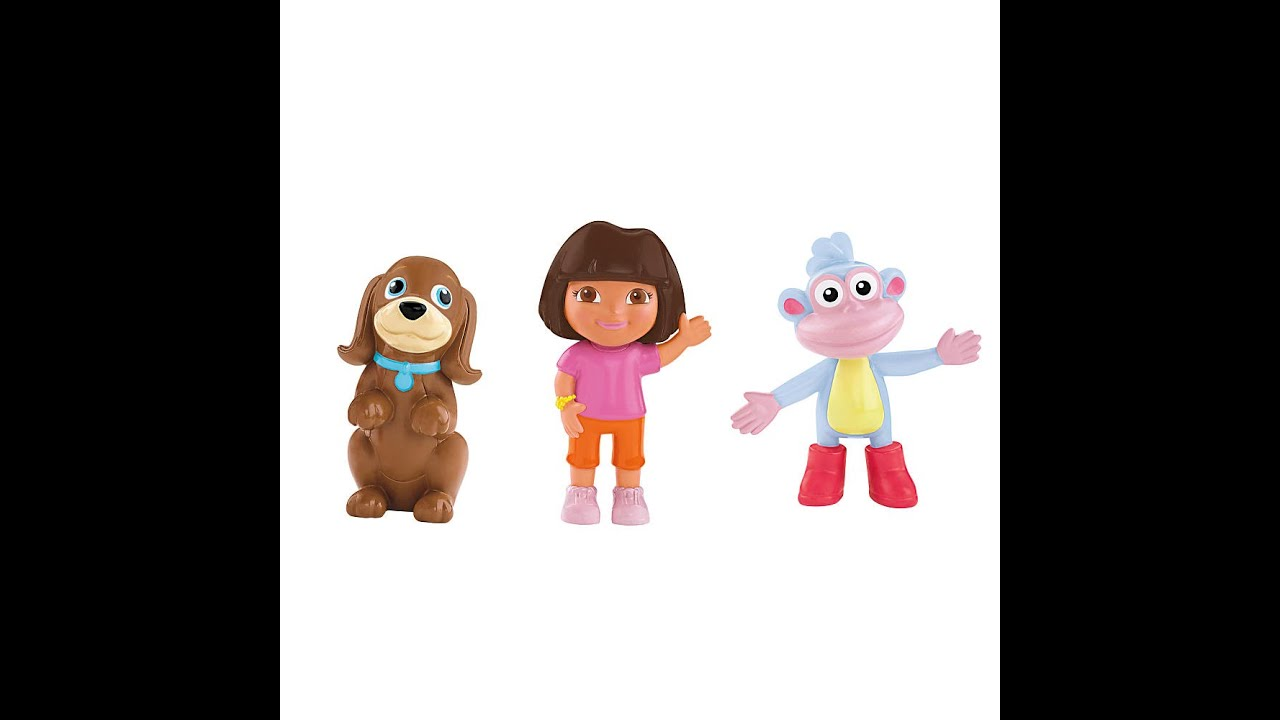 Toys And Friends : Dora the explorer and friends toys for kids youtube