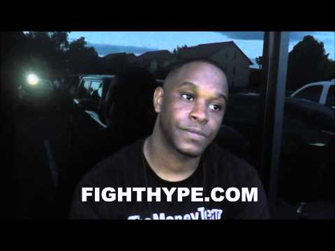 DEJUAN BLAKE DISCUSSES TMT FIGHTERS WE GOT A GOOD SQUADTHEY PUT IN THE WORK