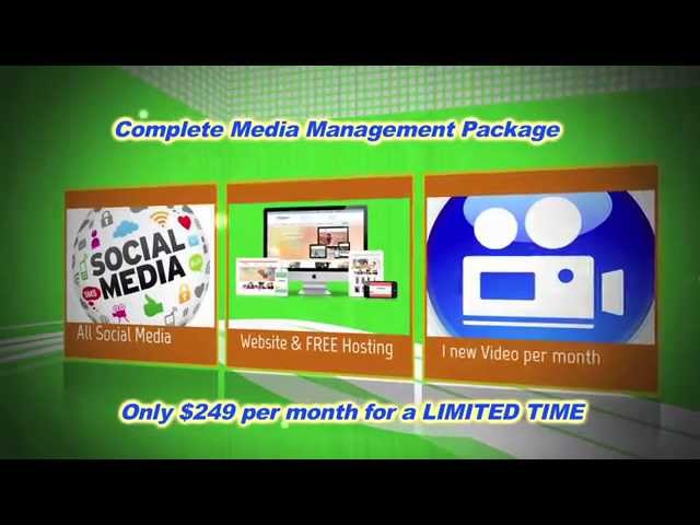 Maine Media Solutions: Complete Media Services