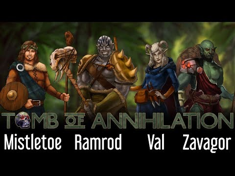 Tomb of Annihilation Episode 1